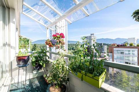 Condo for sale at 1967 Barclay St Unit 1001 Vancouver British Columbia - MLS: R2375219