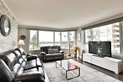 Condo for sale at 3170 Gladwin Rd Unit 1001 Abbotsford British Columbia - MLS: R2404912