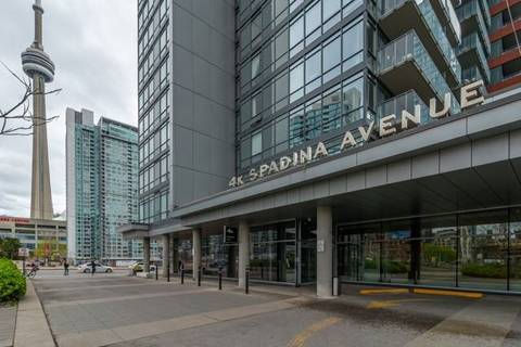 Condo for sale at 4 Spadina Ave Unit 1001 Toronto Ontario - MLS: C4456852