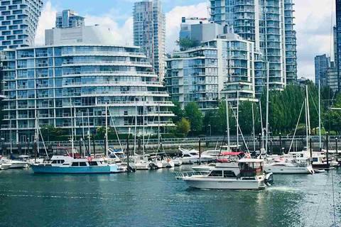 1001 - 628 Kinghorne Mews, Vancouver | Image 1