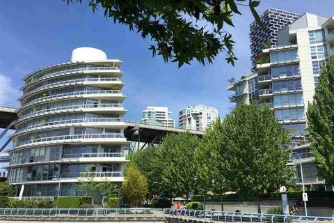 Condo for sale at 628 Kinghorne Me Unit 1001 Vancouver British Columbia - MLS: R2369981