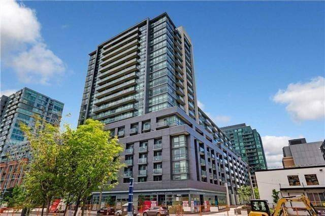 Apartment for rent at 68 Abell St Unit 1001 Toronto Ontario - MLS: C4693409