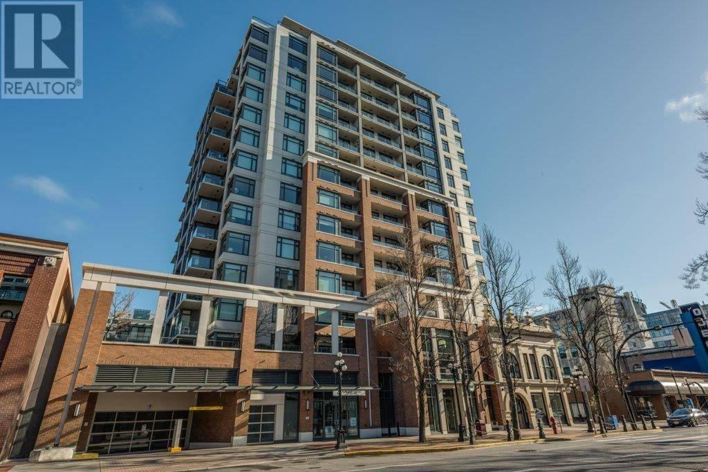 Condo for sale at 728 Yates St Unit 1001 Victoria British Columbia - MLS: 423790