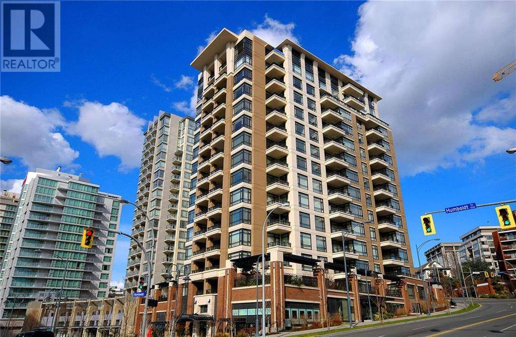 Condo for sale at 788 Humboldt St Unit 1001 Victoria British Columbia - MLS: 419297