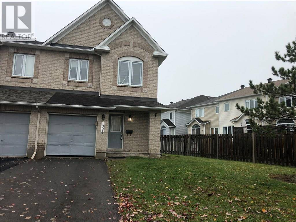 Townhouse for rent at 1001 Capreol St Ottawa Ontario - MLS: 1174590