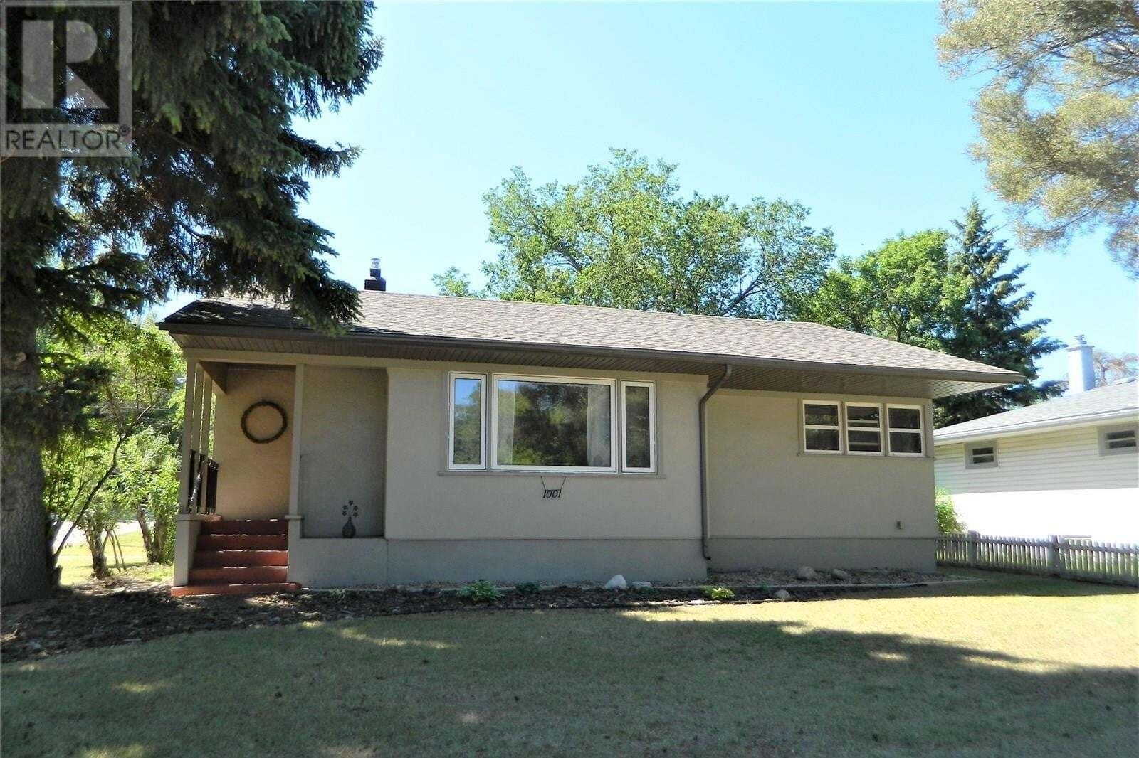 House for sale at 1001 Coteau St W Moose Jaw Saskatchewan - MLS: SK813964