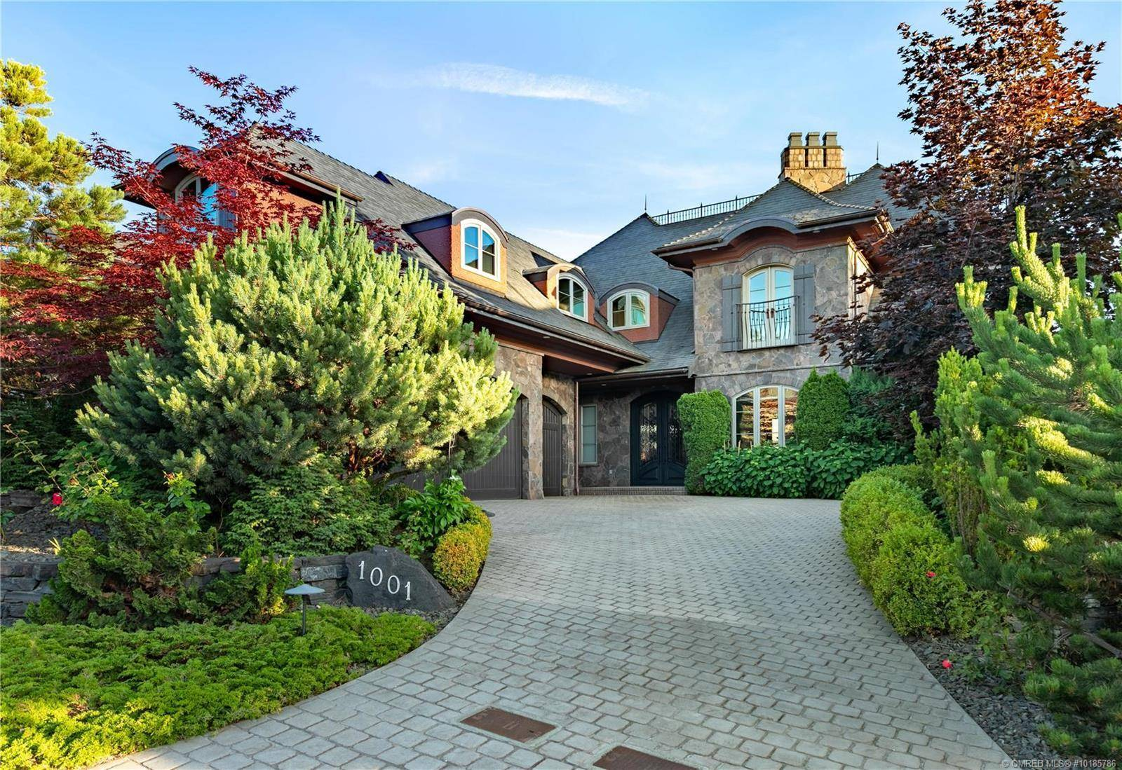 House for sale at 1001 Westpoint Dr Kelowna British Columbia - MLS: 10185786