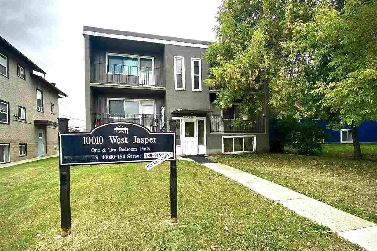 Townhouse for sale at 10010 154 St NW Edmonton Alberta - MLS: E4214457