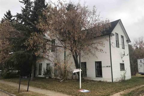 Home for sale at 10011 103 St Unit 10011 Morinville Alberta - MLS: E4088433