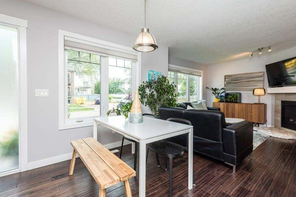 Townhouse for sale at 10011 117 Av NW Edmonton Alberta - MLS: E4207044