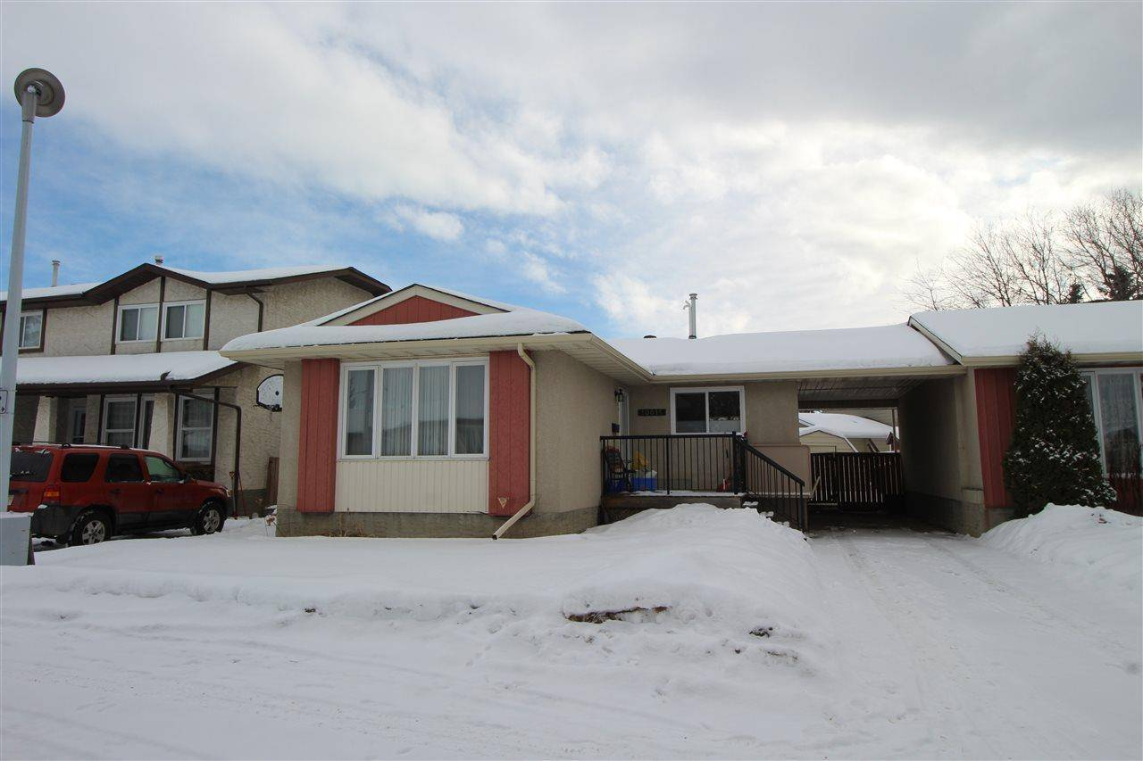 Townhouse for sale at 10015 173 Ave Nw Edmonton Alberta - MLS: E4186725