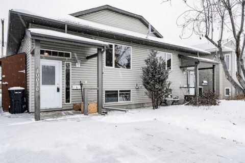 Townhouse for sale at 10016 103 Ave Grande Prairie Alberta - MLS: A1030312