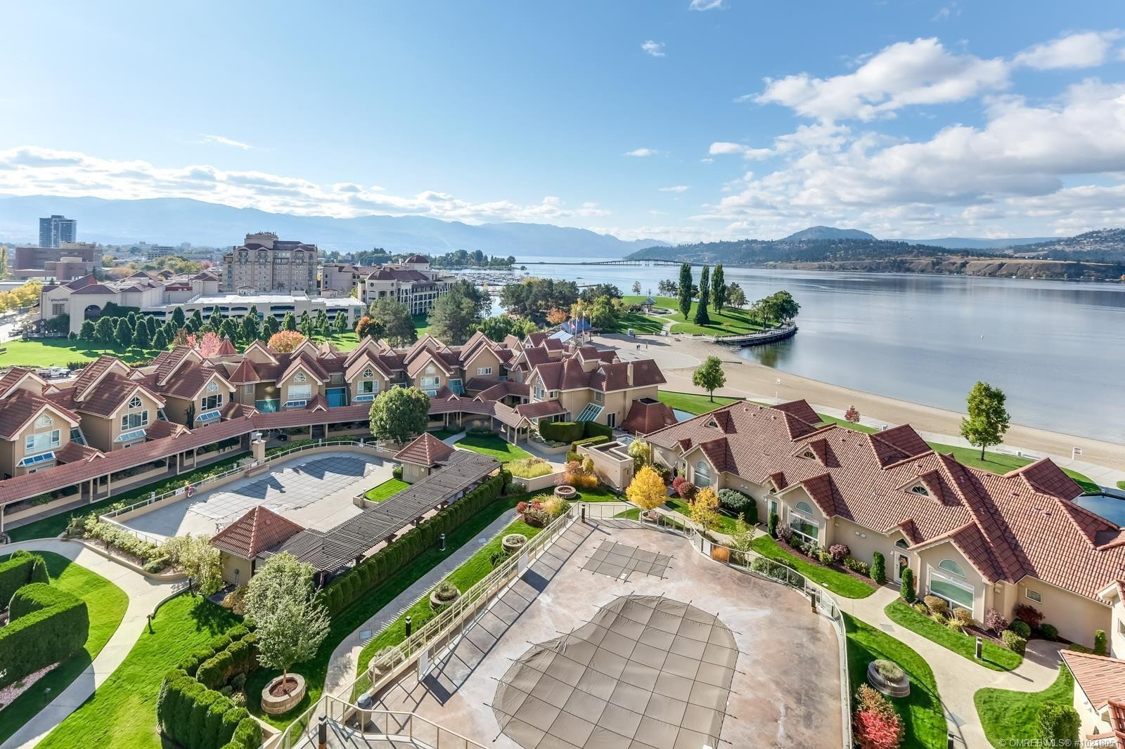 Condo for sale at 1128 Sunset Dr Unit 1002 Kelowna British Columbia - MLS: 10218051