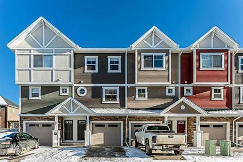 Townhouse for sale at 1225 Kings Heights Wy Southeast Unit 1002 Airdrie Alberta - MLS: C4280843