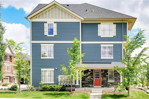 Townhouse for sale at 125 Panatella Wy Northwest Unit 1002 Calgary Alberta - MLS: C4255401