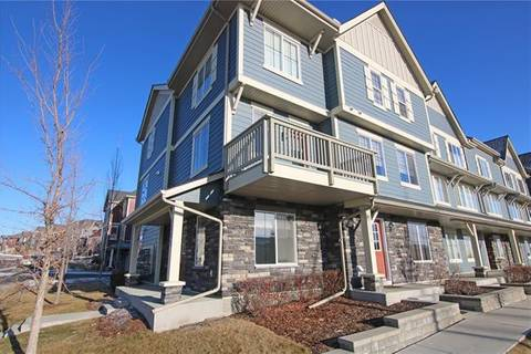 Townhouse for sale at 125 Panatella Wy Northwest Unit 1002 Calgary Alberta - MLS: C4286157