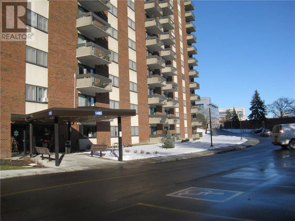 Condo for sale at 1485 Baseline Rd Unit 1002 Ottawa Ontario - MLS: 1179138