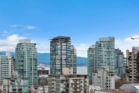 Condo for sale at 1816 Haro St Unit 1002 Vancouver British Columbia - MLS: R2356760