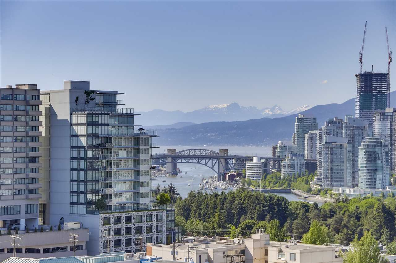 Sold: 1002 - 2628 Ash Street, Vancouver, BC