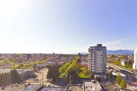Condo for sale at 3438 Vanness Ave Unit 1002 Vancouver British Columbia - MLS: R2363719