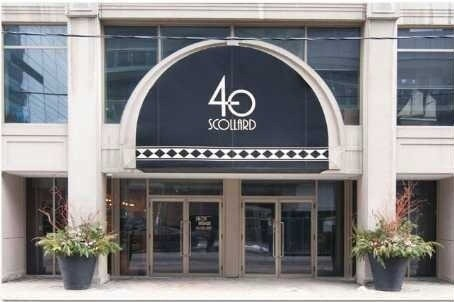 For Rent: 1002 - 40 Scollard Street, Toronto, ON | 1 Bed, 1 Bath Condo for $2,000. See 10 photos!