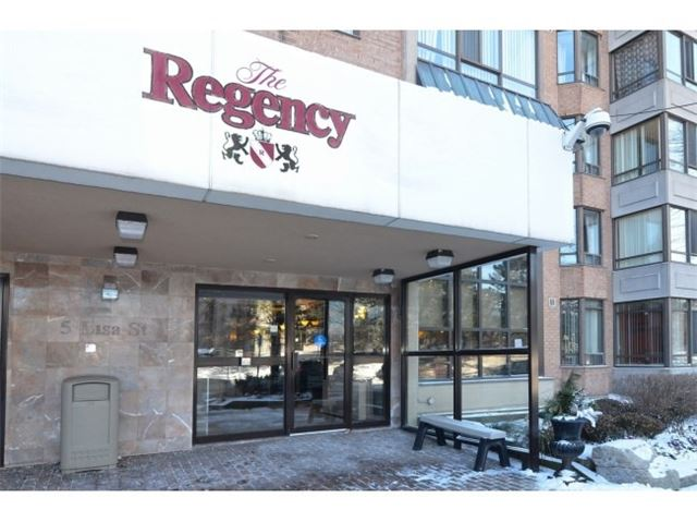 For Sale: 1002 - 5 Lisa Street, Brampton, ON   3 Bed, 2 Bath Condo for $409,900. See 13 photos!