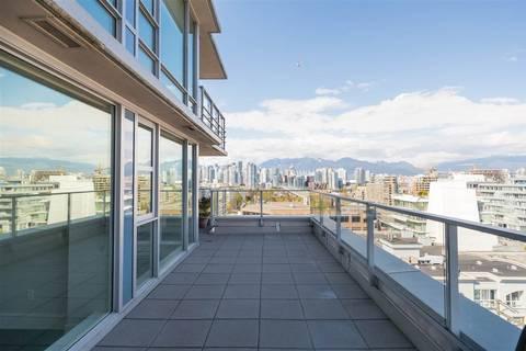 Condo for sale at 538 7th Ave W Unit 1002 Vancouver British Columbia - MLS: R2451306