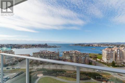 Condo for sale at 60 Saghalie Rd Unit 1002 Victoria British Columbia - MLS: 407906