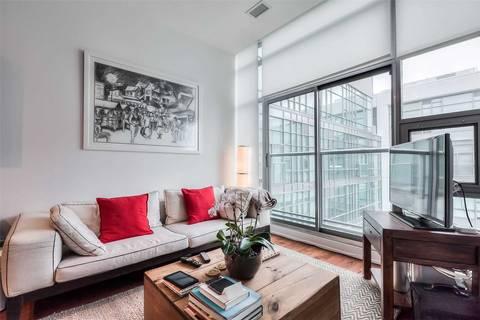 Apartment for rent at 637 Lakeshore Blvd Unit 1002 Toronto Ontario - MLS: C4651071