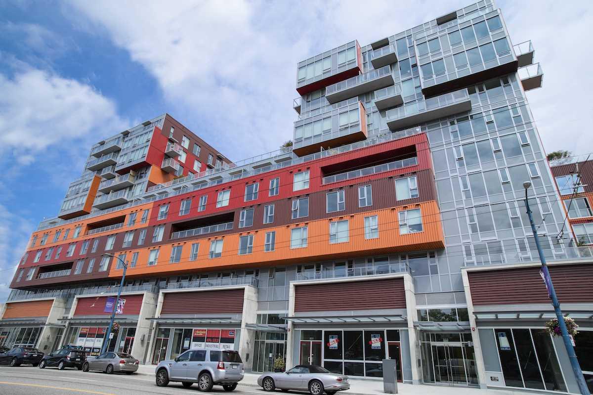 Buliding: 955 East Hastings Street, Vancouver, BC