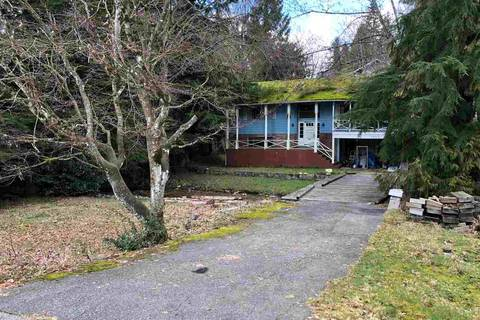 House for sale at 1002 Canyon Blvd North Vancouver British Columbia - MLS: R2445133