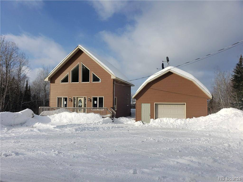 House for sale at  1002 Chemin Saint Leonard New Brunswick - MLS: NB038807
