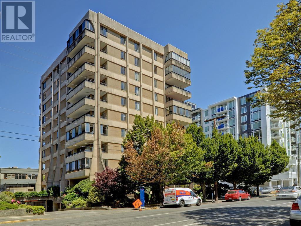 Buliding: 1034 Johnson Street, Victoria, BC