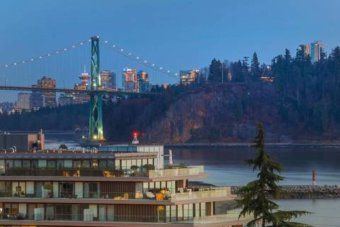 Condo for sale at 1485 Duchess Ave Unit 1003 West Vancouver British Columbia - MLS: R2354241