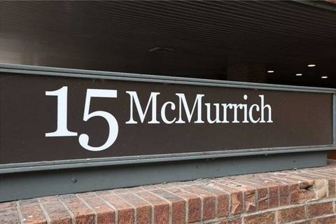 Apartment for rent at 15 Mcmurrich St Unit 1003 Toronto Ontario - MLS: C4698634