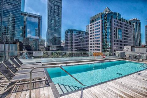 Condo for sale at 224 King St Unit 1003 Toronto Ontario - MLS: C4649783