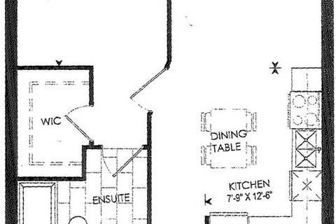 Apartment for rent at 38 Cedarland Dr Unit 1003 Markham Ontario - MLS: N4515188
