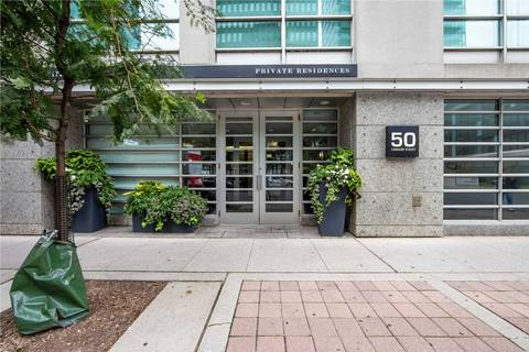 Apartment for rent at 50 Lombard St Unit 1003 Toronto Ontario - MLS: C4577253