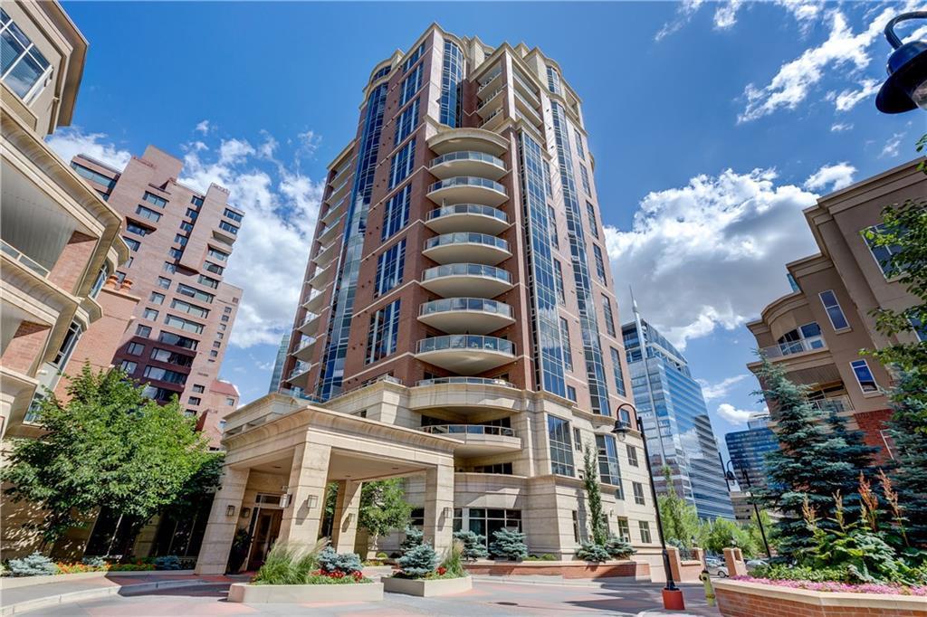 Sold: 1003 - 600 Princeton Way Southwest, Calgary, AB