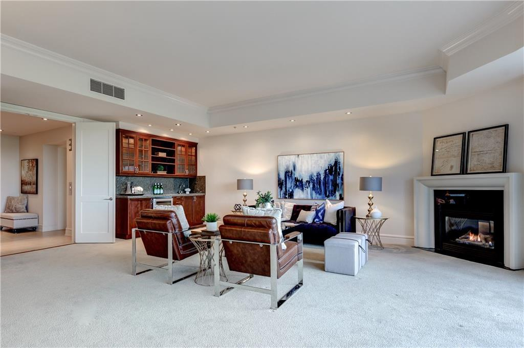 For Sale: 1003 - 600 Princeton Way Southwest, Calgary, AB | 2 Bed, 2 Bath Condo for $1,650,000. See 37 photos!
