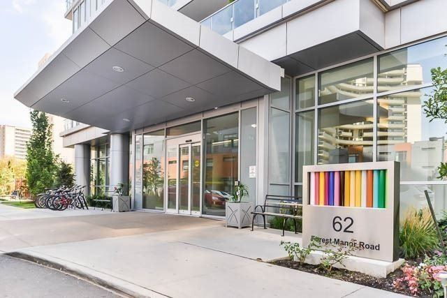 For Rent: 1003 - 62 Forest Manor Road, Toronto, ON | 2 Bed, 2 Bath Condo for $2550.00. See 6 photos!