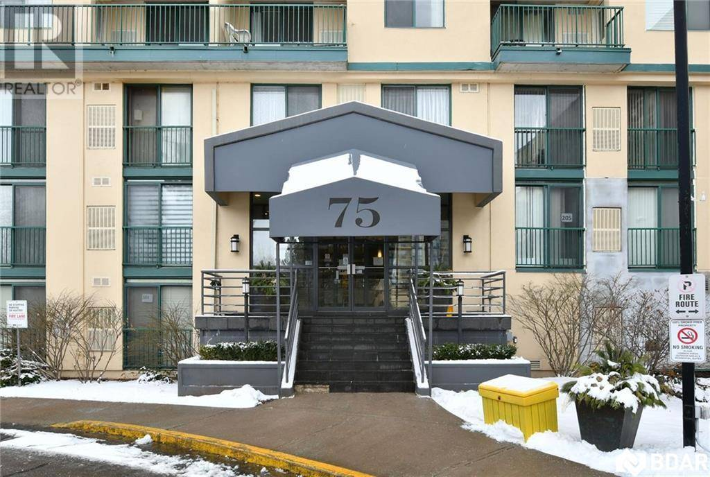 Condo for sale at 75 Ellen St Unit 1003 Barrie Ontario - MLS: 30784577