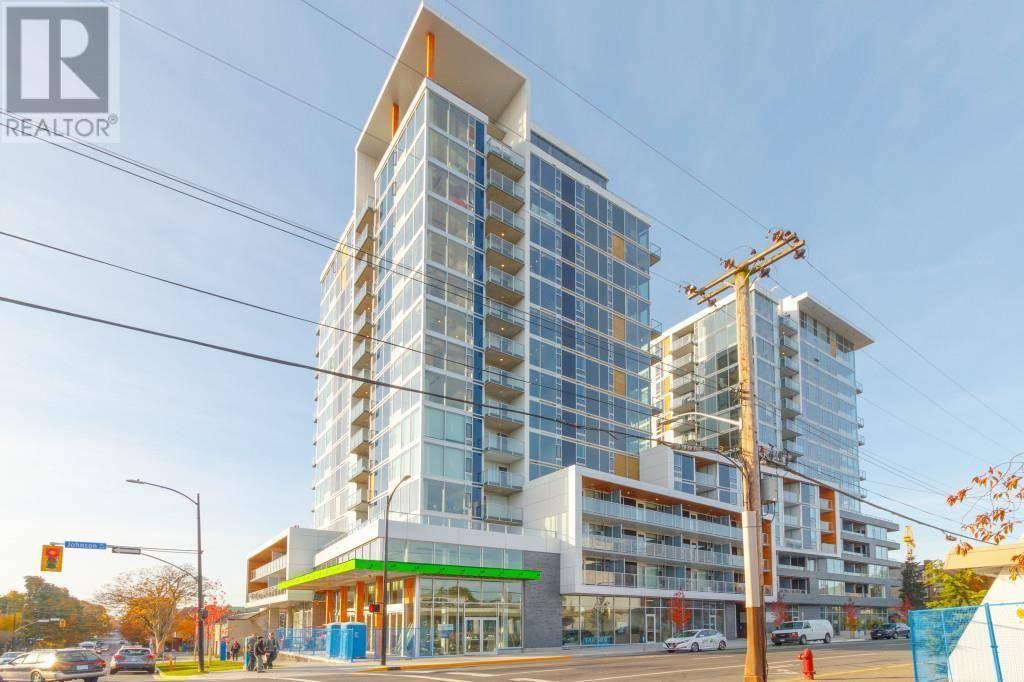 Condo for sale at 989 Johnson St Unit 1003 Victoria British Columbia - MLS: 417468