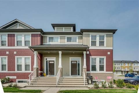Townhouse for sale at 1003 Evanston Sq Northwest Calgary Alberta - MLS: C4248293