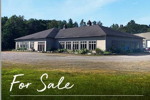 Commercial property for sale at 1003 Moon River Rd Muskoka Lakes Ontario - MLS: X4661956