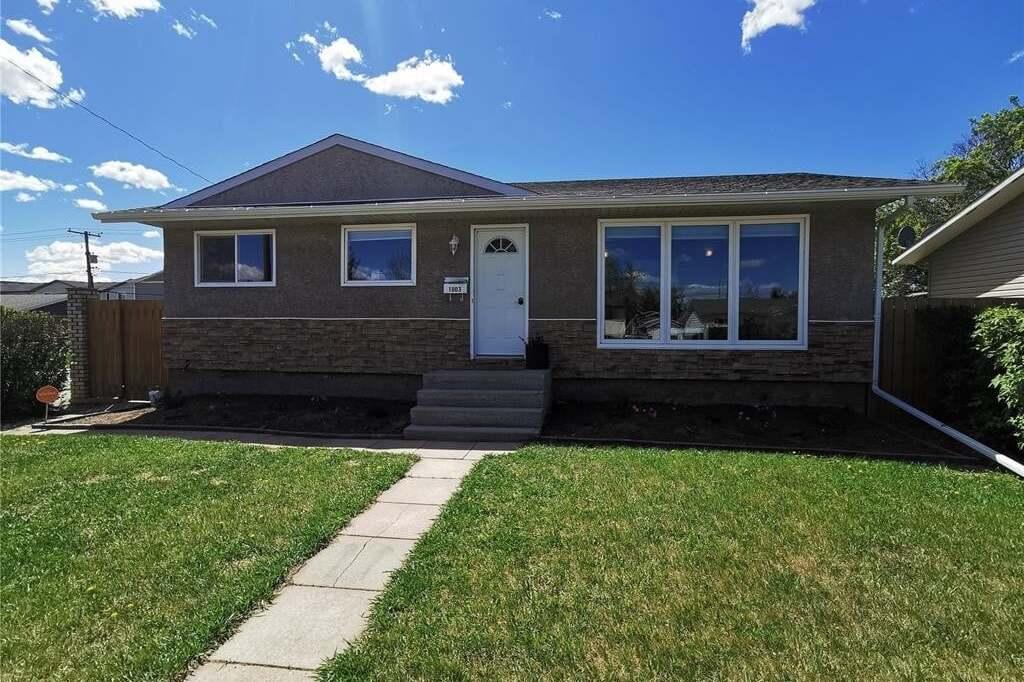 House for sale at 1003 Warner St Moose Jaw Saskatchewan - MLS: SK810921