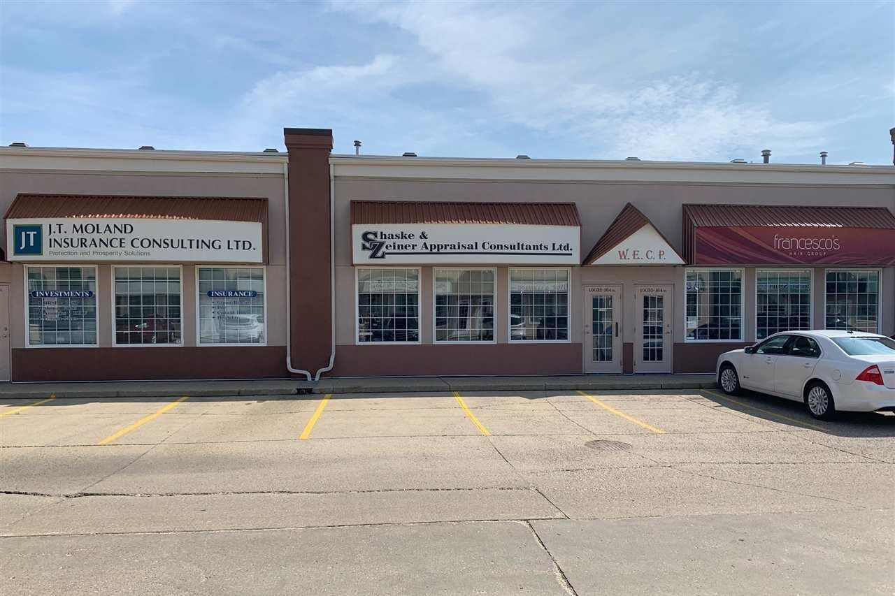 Commercial property for lease at 10032 164 St NW Edmonton Alberta - MLS: E4179202