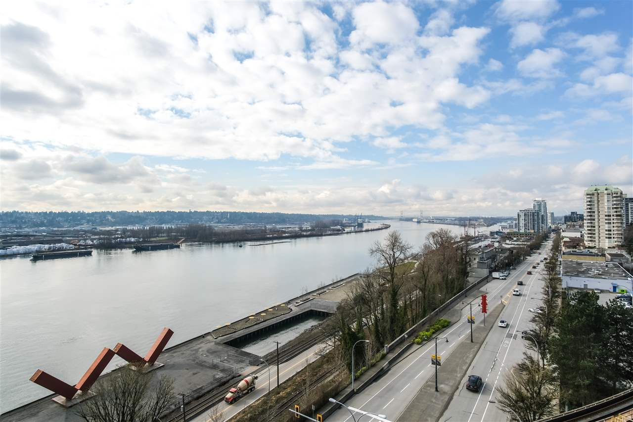 Sold: 1004 - 125 Columbia Street, New Westminster, BC