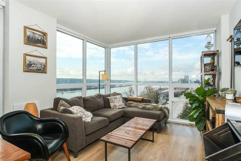 Condo for sale at 125 Columbia St Unit 1004 New Westminster British Columbia - MLS: R2452381