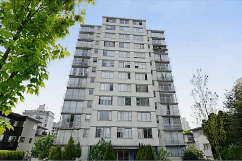 Condo for sale at 1250 Burnaby St Unit 1004 Vancouver British Columbia - MLS: R2417771